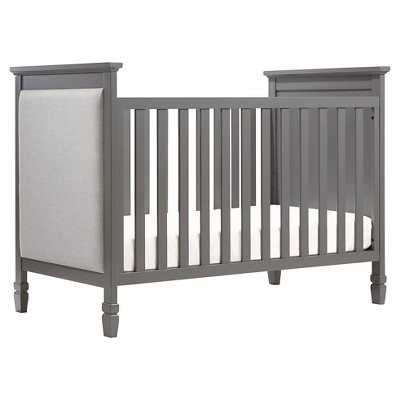 DaVinci Lila 3-in-1 Convertible Crib - Slate