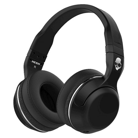 skullcandy hesh 2 wireless bluetooth over ear h target. Black Bedroom Furniture Sets. Home Design Ideas
