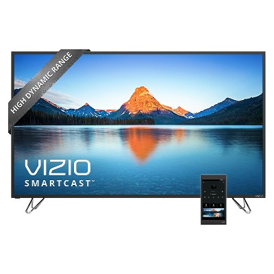 "VIZIO Smartcast™ M-Series 55"" Class Ultra HD HDR Home Theater Display™ with Chromecast Built-in - Black (M55-D0)"