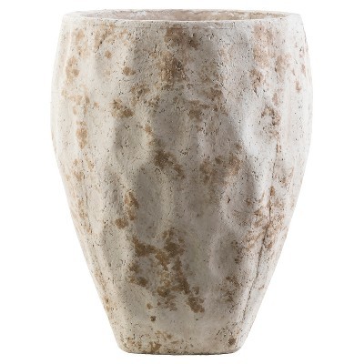Planters Surya Urn Ivory 11in