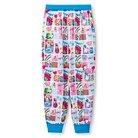 Shopkins Girls' Sleep Pants Multicolored XS (4-5)