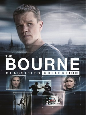 The Bourne Classified Collection [5 Discs]