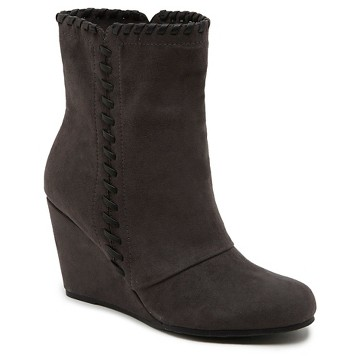 Womens Wedge Boots - Cr Boot