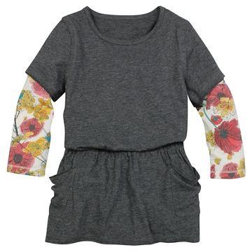 Toddlers Jersey Dress : Target