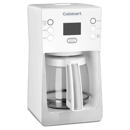 Cuisinart Coffee Maker In White : Cuisinart Refurbished 14 Cup Coffee Maker - White : Target