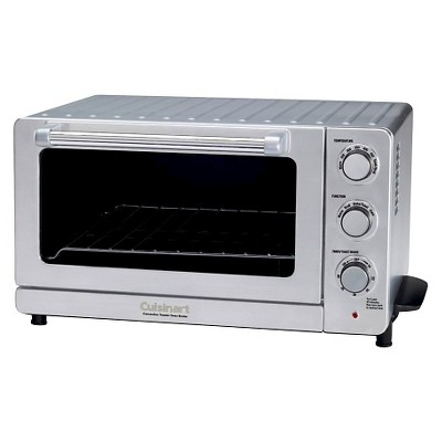 Cuisinart Refurbished Convection Toaster Oven - Silver TOB60FR