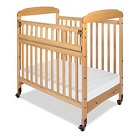 Child Craft Mini Crib - Natural