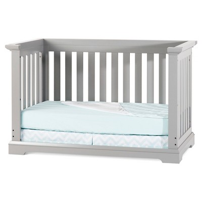 Child CraftKayden Crib - Gray