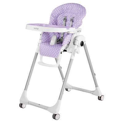 Peg Perego Prima Pappa Zero 3, Baby Dot Lilac