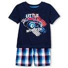 Toddler Boys' T-Shirt and Short Set - Navy Voyage 6 - Circo™