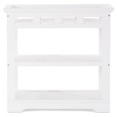Child Craft Kayden Changing Table - White