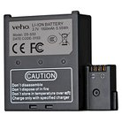 Veho 1500mah Spare Battery for Muvi - Black (VCCA034SB)