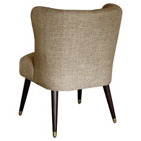 Curved Slipper Chair Nate Berkus Target