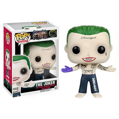 POP Movies: Suicide Squad - Joker Shirtless