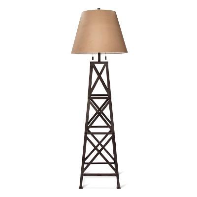 Southern Pass Floor Lamp Bronze - Beekman 1802 FarmHouse™
