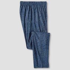 Girls' Denim Legging - Dark Blue