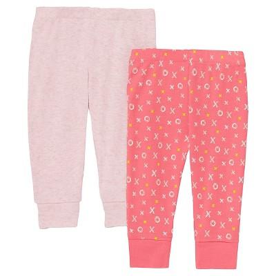 Skip Hop Baby Girls' Pant Set - Pink 6M