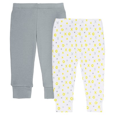 Skip Hop Baby Pant Set - Grey NB