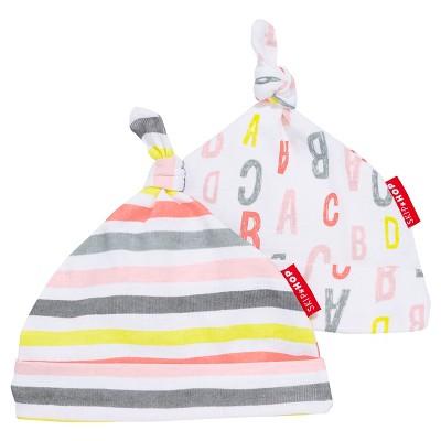 Skip Hop Baby Girls' Beanie Hat Set - Pink