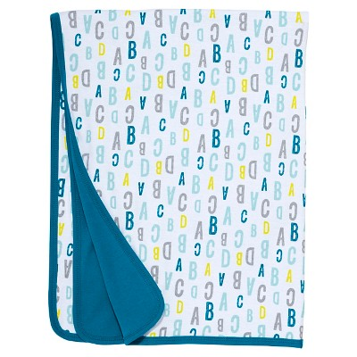 Skip Hop Baby Boys' Reversible 'Welcome Home' Blanket - Blue