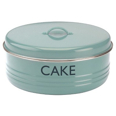 Typhoon Vintage Kitchen Cake Tin - Blue