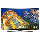 Samsung 49in Flat Panel Tv 2160p 120 Hz - Black (UN49KU6500FXZA)