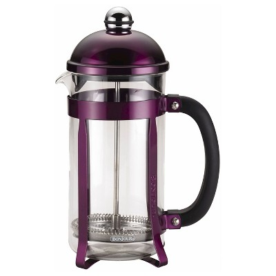 Bonjour 8-Cup Maximus French Press Purple