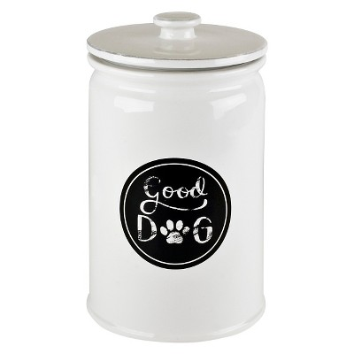 Housewares International Anne Was Here Good Dog Treat Jar - 10 in.