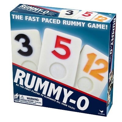 Rummy - O Classic Games - Gold / Black