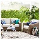 Cozy Outdoor Living Room Collection
