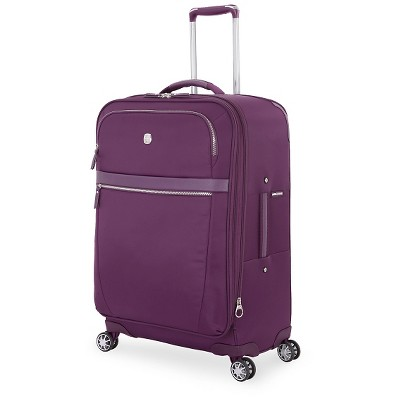 "SwissGear 25"" Geneva  Luggage - Peach"