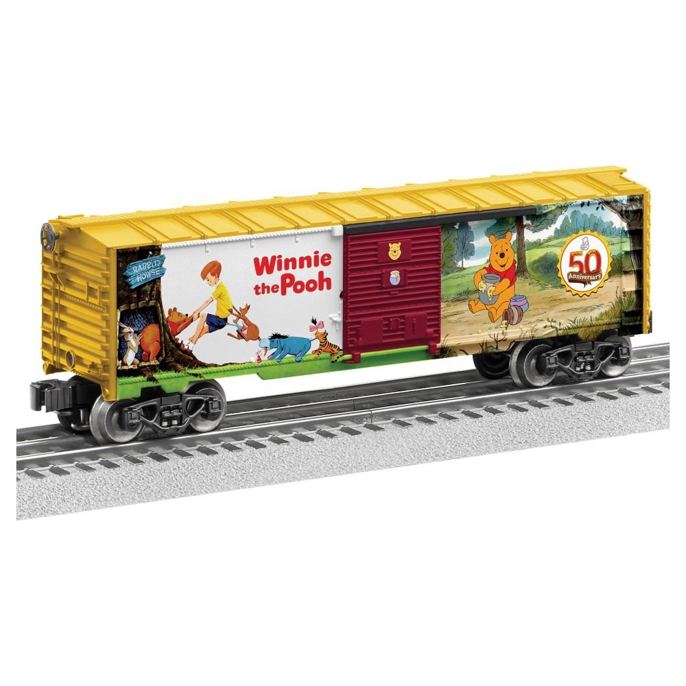 Lionel Winnie the Pooh 50th Anniversary Boxcar