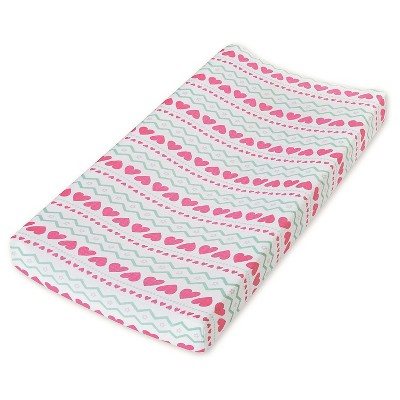 Aden + Anais Changing Pad Covers Multi-colored