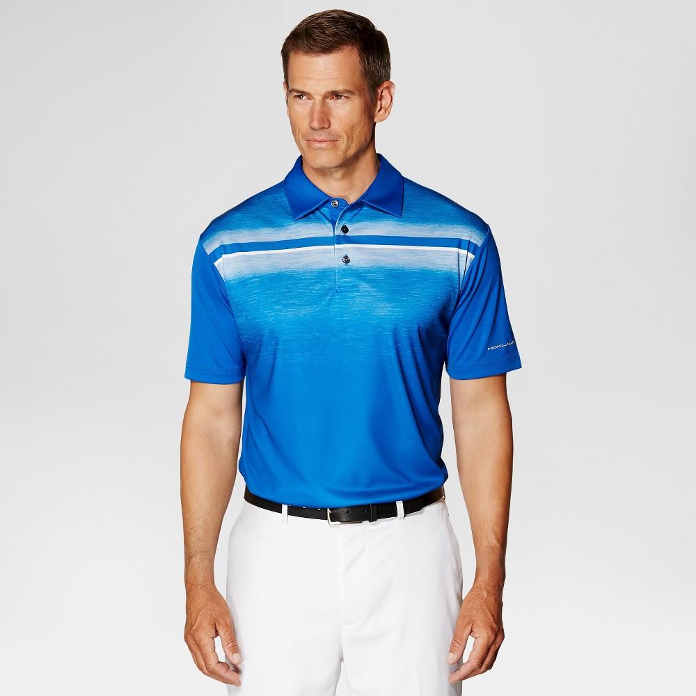 Activewear Polo Shirts Jack Nicklaus Blue L, Men's, Size: Large