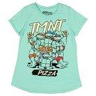 Girls' Teenage Mutant Ninja Turtles T-Shirt - Green M