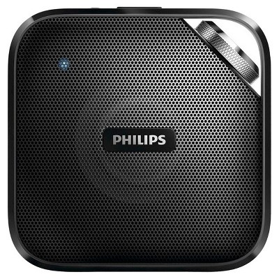 Philips BT2500B/37 Anywhere Bluetooth Portable Speaker - Black