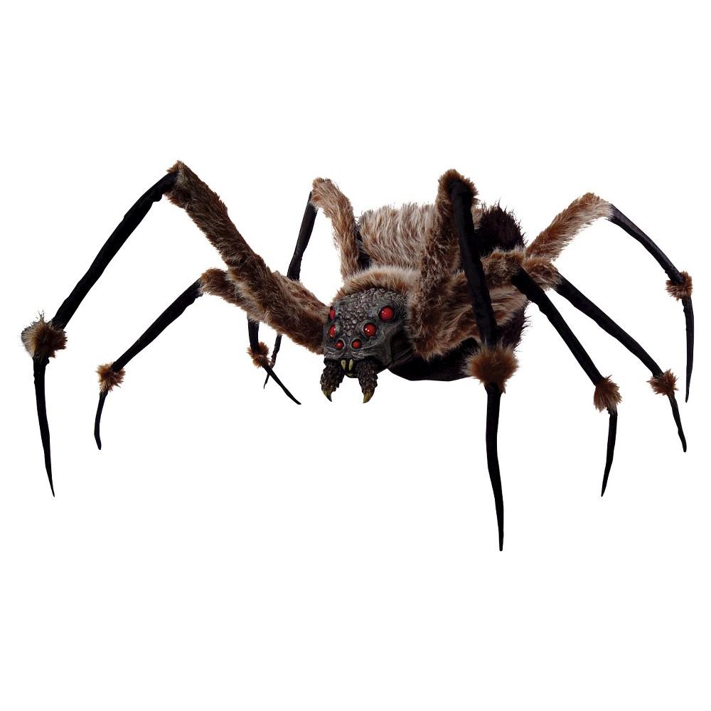Halloween Monstrous Spider Decor, Multi-Colored