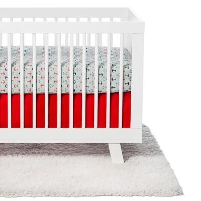 Crib Bedding Set Pam Grace Navy