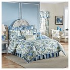 Floral Engagement Comforter Set Queen Multicolor 3 Piece - Waverly®