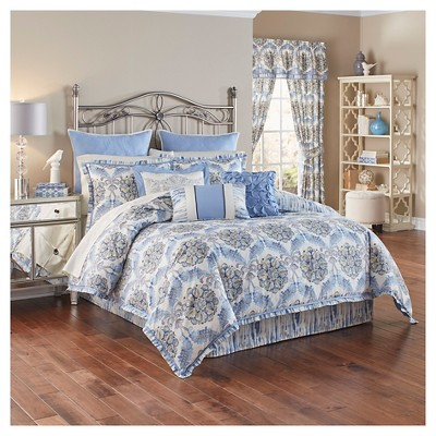 Over The Moon Comforter Set King Multicolor 3 Piece - Waverly®