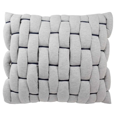 "Cersei Decorative Pillow 18""X18"" Navy - Vue®"