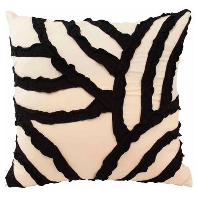 """Cersei Decorative Pillow 16""""X16"""" Ivory - Vue®"""