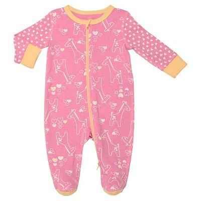 Boppy™ Giraffe Sleep N' Play - Light Pink 3M