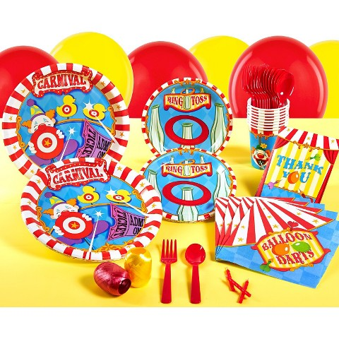 Carnival Games Birthday Party Pack : Target