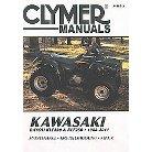 Clymer Manuals Kawasaki Bayou KLF220 & K ( CLYMER MANUALS) (Paperback)
