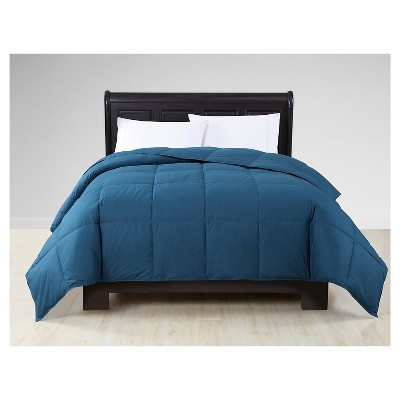 Down Feather Comforter Medium Warmth (King) Navy - VCNY®