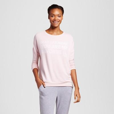 L.O.L. Vintage Women's Sleep Sweatshirt - Pink XL