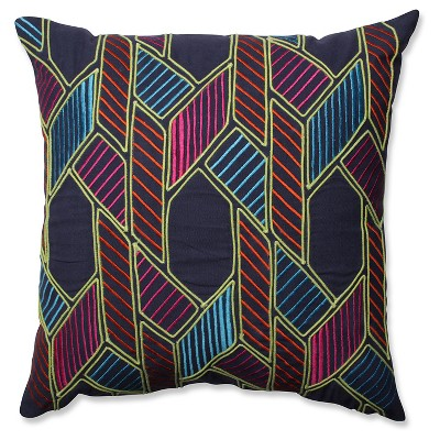 "Throw Pillow Geometric - (18""x18"") - Pillow Perfect®"
