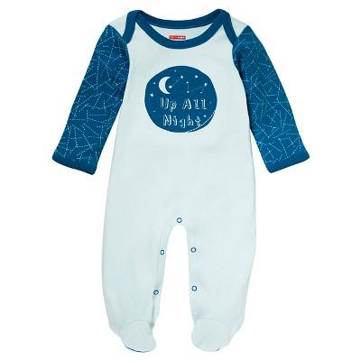 Skip Hop Baby Bodysuit - 'Up All Night' 3M
