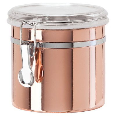 OGGI 42oz Copper Plated Canister
